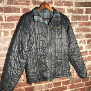 Reversible Colombia Men's Small Jacket
